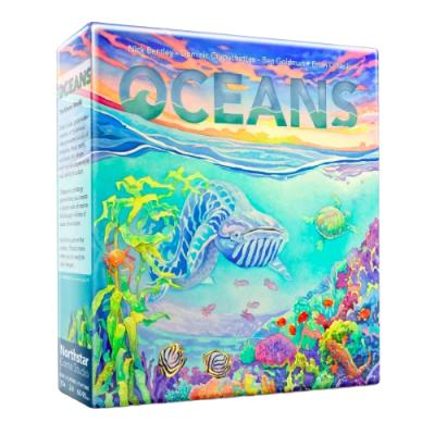 Oceans: Limited Edition-LVLUP GAMES