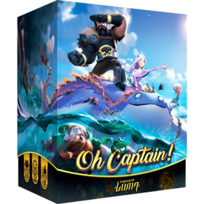 Oh Captain!-LVLUP GAMES