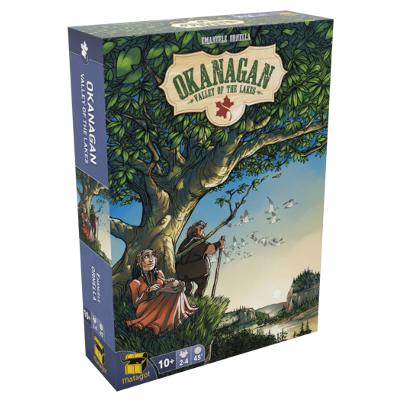 Okanagan: Valley of the Lakes-LVLUP GAMES