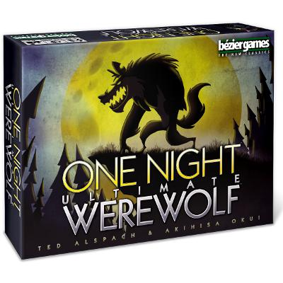 One Night Ultimate Werewolf-LVLUP GAMES