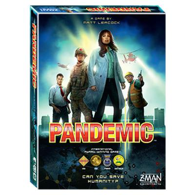 Pandemic-LVLUP GAMES