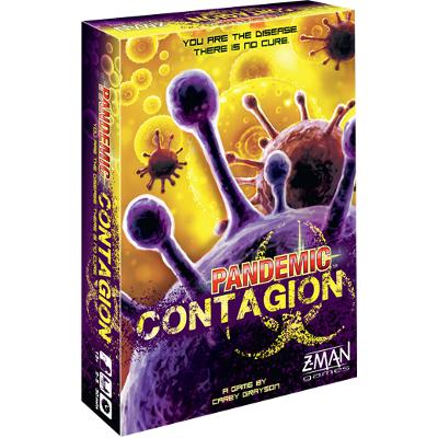 Pandemic: Contagion-LVLUP GAMES