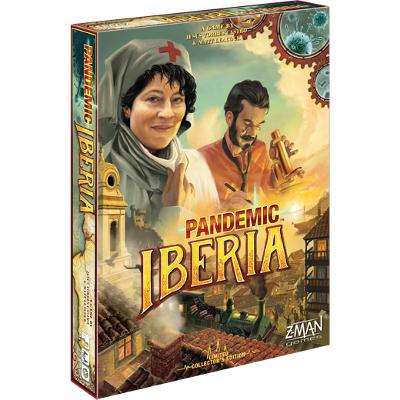 Pandemic Iberia-LVLUP GAMES
