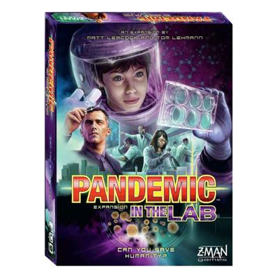 Pandemic: In the Lab-LVLUP GAMES