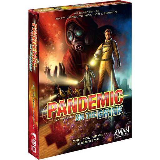 Pandemic: On the Brink-LVLUP GAMES