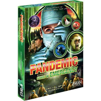 Pandemic: State of Emergency-LVLUP GAMES