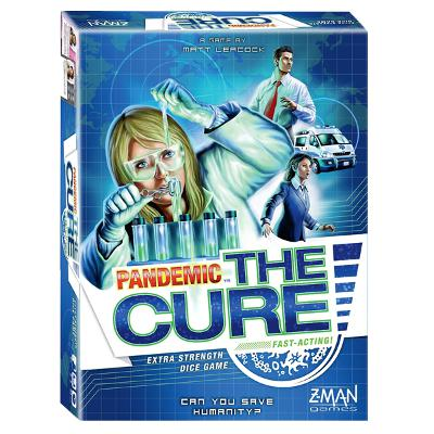 Pandemic: The Cure-LVLUP GAMES