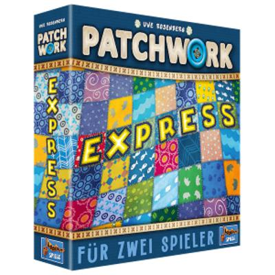 Patchwork Express-LVLUP GAMES