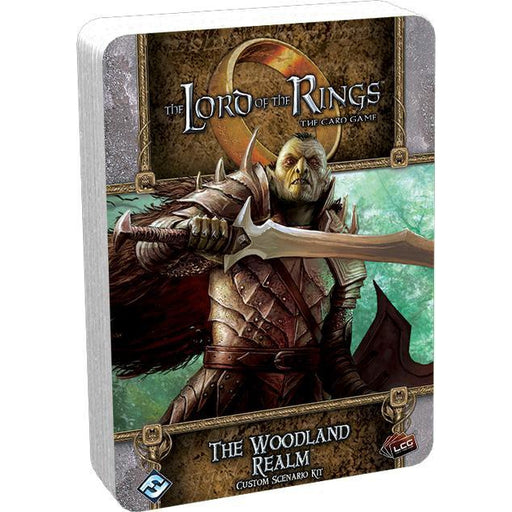 Lord Of The Rings Lcg: The Woodland Realm