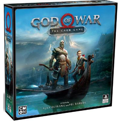 God of War: The Card Game-LVLUP GAMES