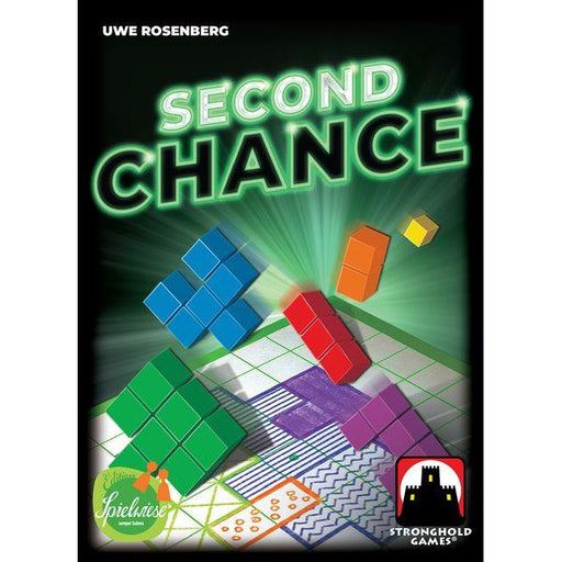 Second Chance (2nd Edition)-LVLUP GAMES