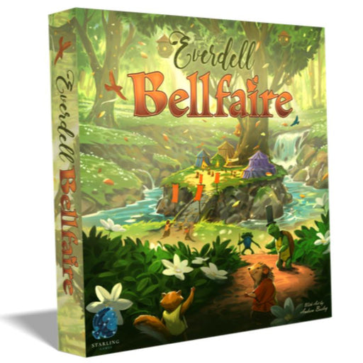 PRE-ORDER | Everdell: Bellfaire-LVLUP GAMES