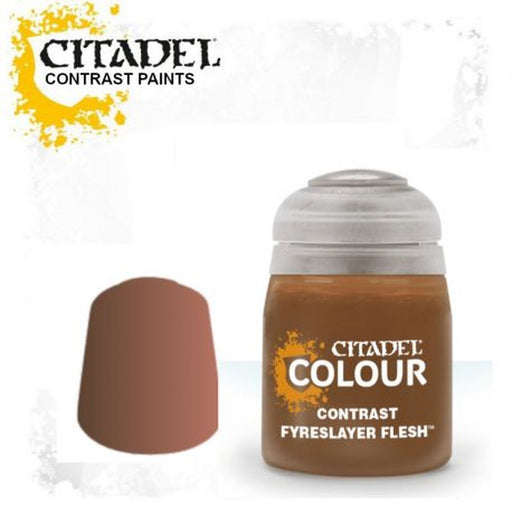 Citadel Paint: Contrast - Fyreslayer Flesh (18 mL)-LVLUP GAMES