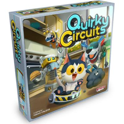 Quirky Circuits-LVLUP GAMES