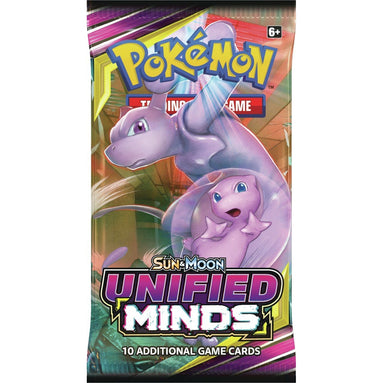 Pokemon TCG: Sun & Moon - Unified Minds