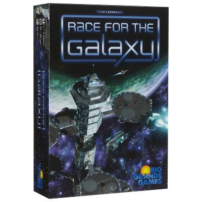 Race for the Galaxy (2nd Edition)-LVLUP GAMES