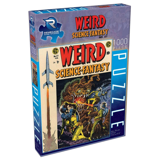EC Comics Weird Science No. 27 1000pc Puzzle