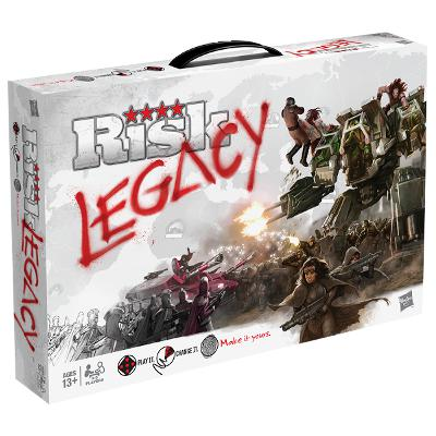 Risk: Legacy-LVLUP GAMES