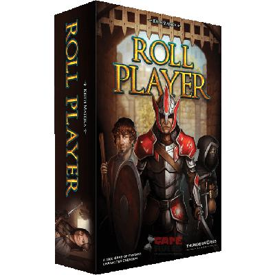 Roll Player-LVLUP GAMES