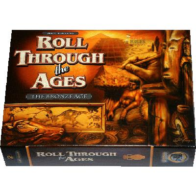 Roll Through the Ages-LVLUP GAMES