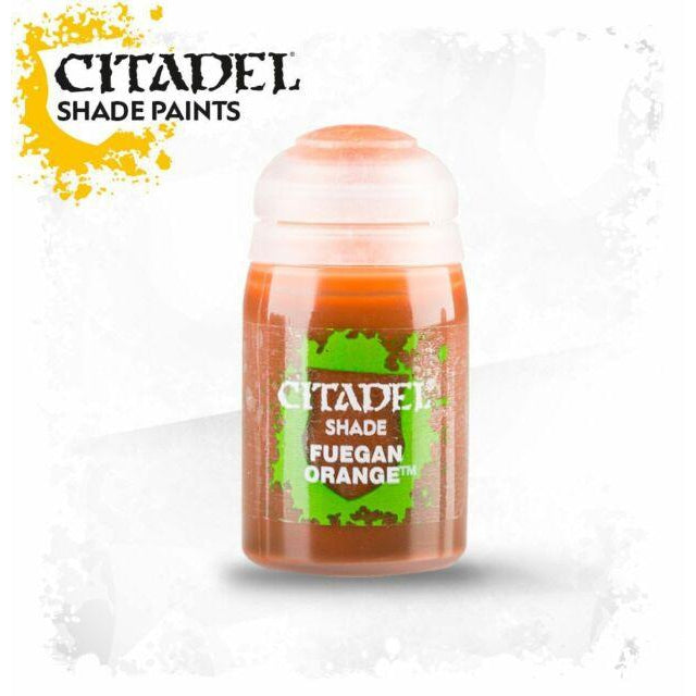 Citadel Paint: Shade - Fuegan Orange (24 ml)-LVLUP GAMES