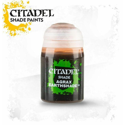 Citadel Paint: Shade - Agrax Earthshade (24 ml)-LVLUP GAMES