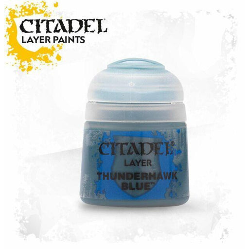 Citadel Paint: Layer - Thunderhawk Blue (12ml)-LVLUP GAMES