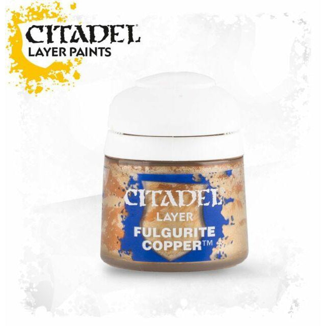 Citadel Paint: Layer - Fulgurite Copper (12ml)-LVLUP GAMES