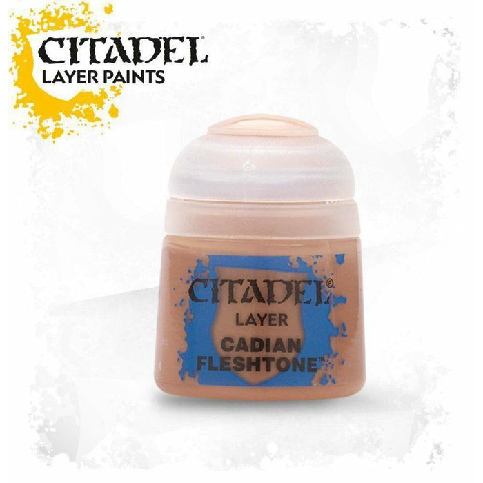 Citadel Paint: Layer - Cadian Fleshtone (12ml)-LVLUP GAMES
