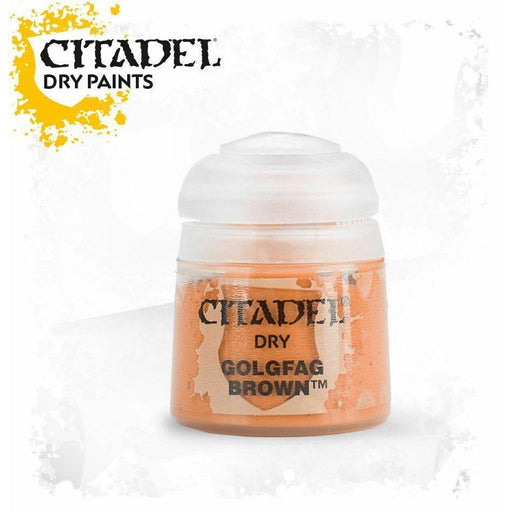 Citadel Paint: Dry - Golgfag Brown-LVLUP GAMES