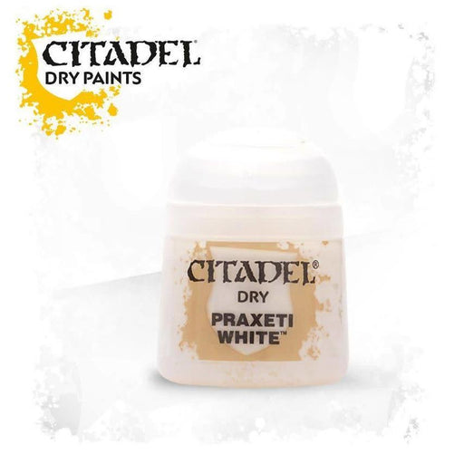 Citadel Paint: Dry - Praxeti White-LVLUP GAMES