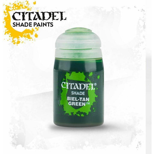 Citadel Paint: Shade - Biel Tan Green (24 ml)-LVLUP GAMES