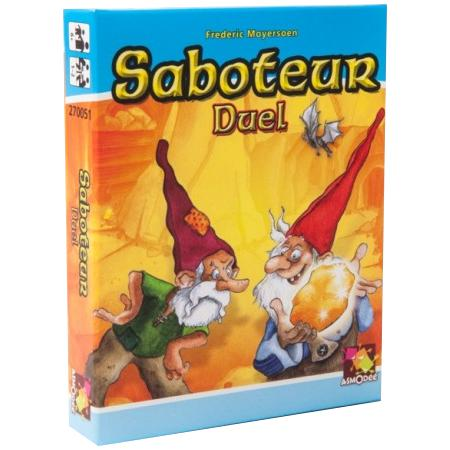 Saboteur: The Duel-LVLUP GAMES