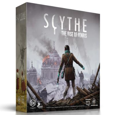 Scythe: The Rise of Fenris-LVLUP GAMES