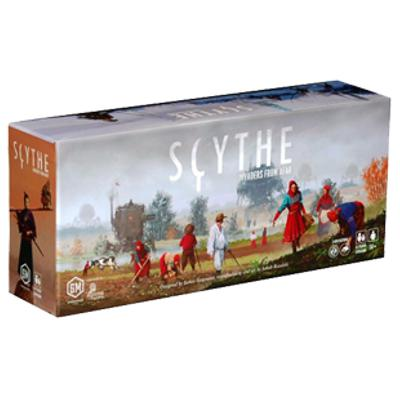 Scythe: Invaders From Afar Expansion-LVLUP GAMES