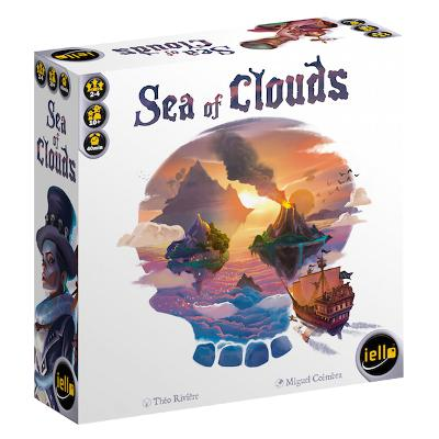 Sea of Clouds-LVLUP GAMES