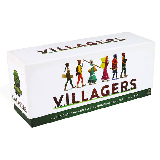 Villagers-LVLUP GAMES