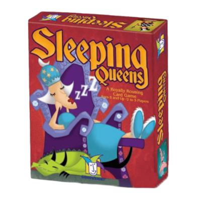 Sleeping Queens-LVLUP GAMES