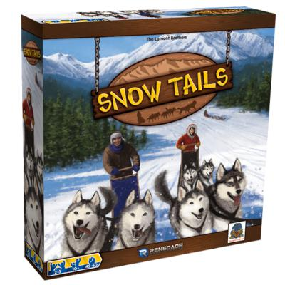 Snow Tails-LVLUP GAMES