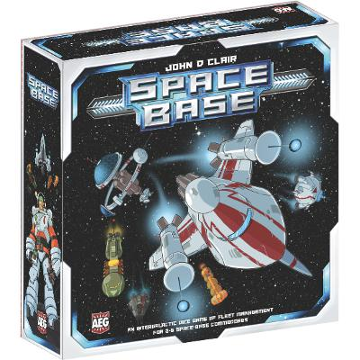 Space Base-LVLUP GAMES