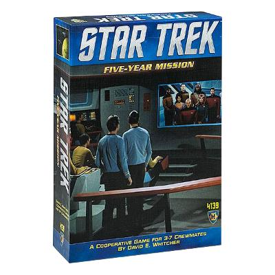 Star Trek: Five-Year Mission-LVLUP GAMES
