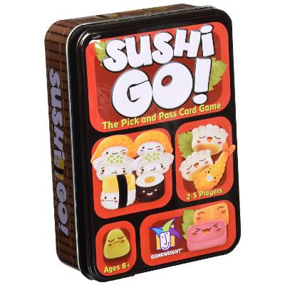Sushi Go!-LVLUP GAMES