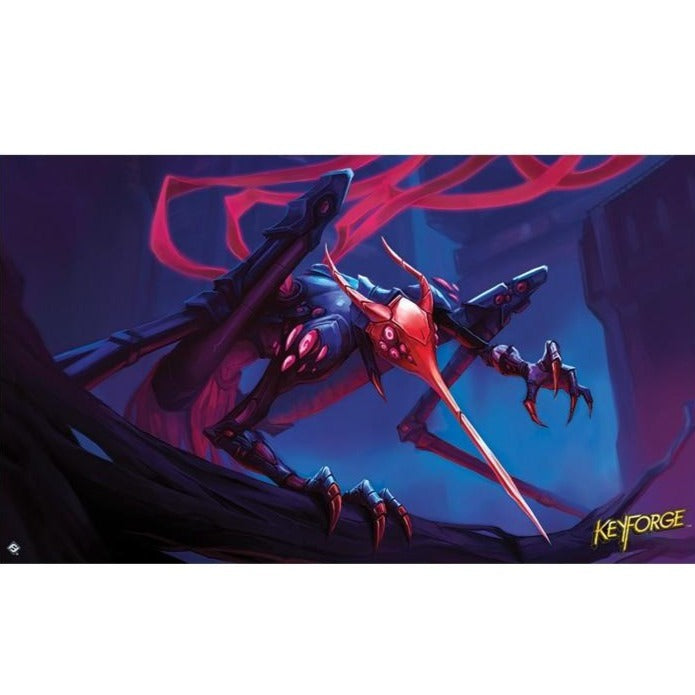 Keyforge: Malison Playmat-LVLUP GAMES