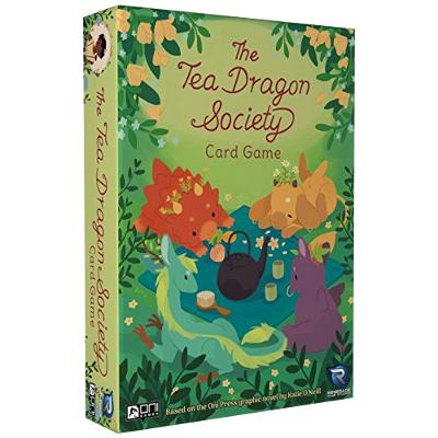 The Tea Dragon Society-LVLUP GAMES