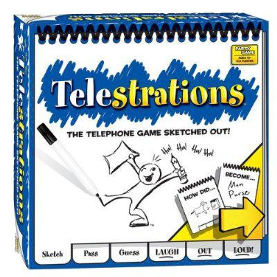 Telestrations-LVLUP GAMES