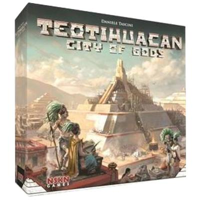Teotihuacan: City of Gods-LVLUP GAMES