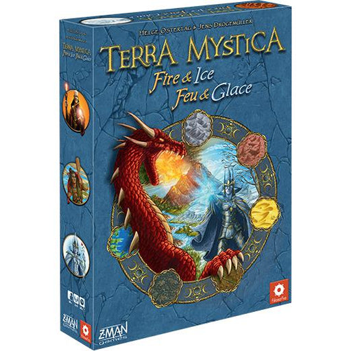 Terra Mystica: Fire & Ice-LVLUP GAMES