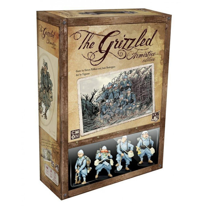 The Grizzled: The Armistice Edition