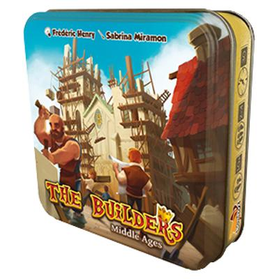 The Builders: Middle Ages-LVLUP GAMES