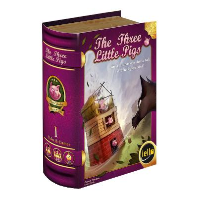 Tales & Games: The Three Little Pigs-LVLUP GAMES